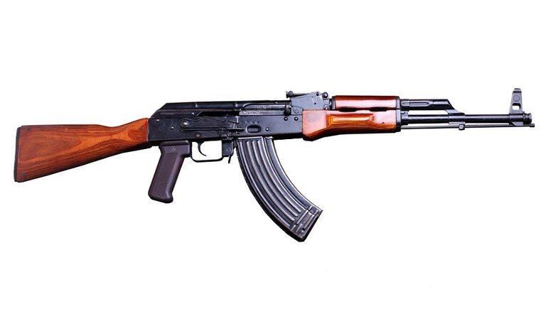 Оригиналният руски АК-47
