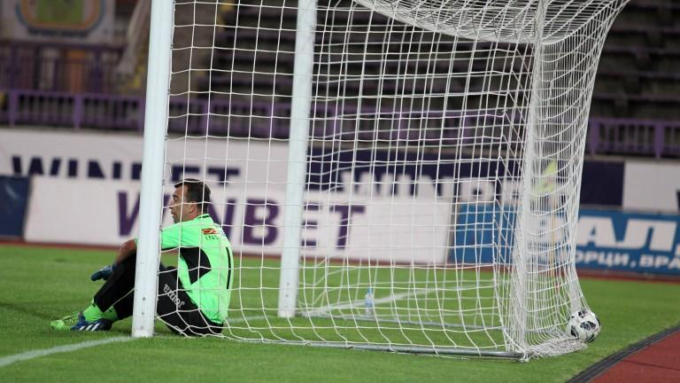 След като пропусна началото на сезона заради контузии, Георги Петков