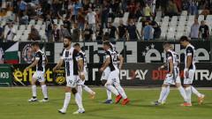Локо (Пд) - Страсбург 0:1 (Развой на срещата по минути)