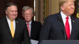 """Болтън: Тръмп заплаши да напусне НАТО заради подкрепа на страни за """"Северен поток 2"""""""