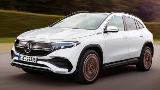 Mercedes представи нов електрически модел