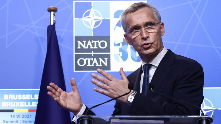 НАТО готви Черно море и Балтика за постоянно възпиране на агресия
