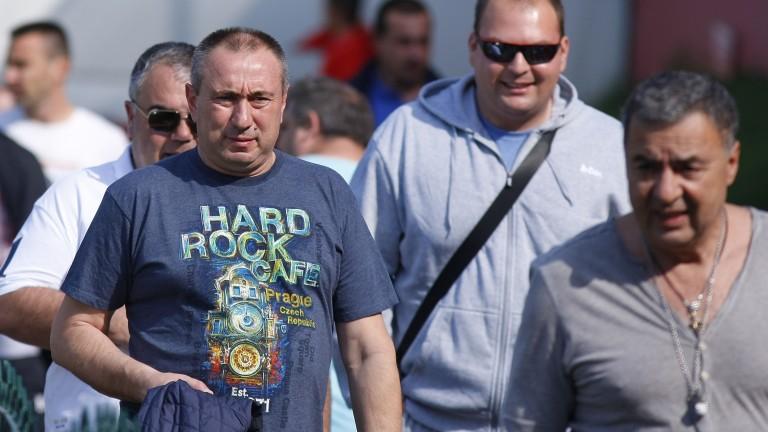 Мъри: За пореден път го казвам - не обмислям завръщане в България!