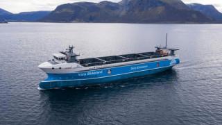 Първият товарен кораб без екипаж идва съвсем скоро