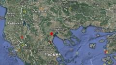 Земетресение в Северна Гърция