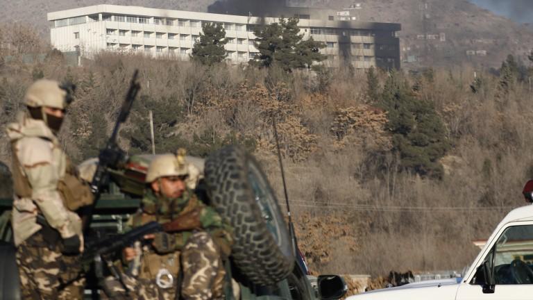 Афганистанските сили за сигурност прочистиха по-голямата част от хотел