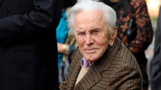 Кърк Дъглас си отиде на 103 години