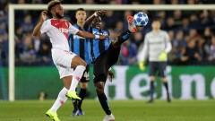 Брюж и Монако поделиха точките след 1:1 в Белгия