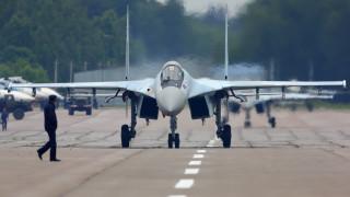 САЩ плашат със санкции Египет, ако закупи руски изтребители Су-35