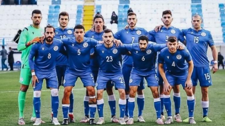 Кипър записа първа победа в Лига на нациите през този