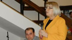 Преференциалният вот прати Цачева на четвърто място в Плевен