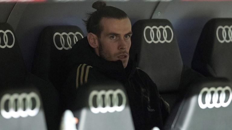 Британската звезда на Реал (Мадрид) - Гарет Бейл, за пореден