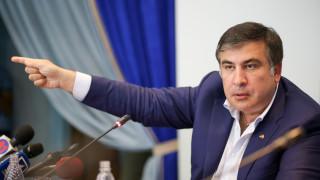 Саакашвили констатира: В Украйна няма държава
