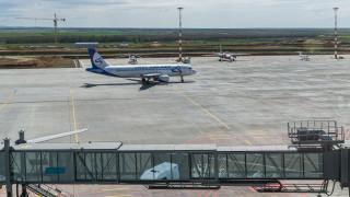 Украйна се обърна към Интерпол заради летящите до Крим самолети
