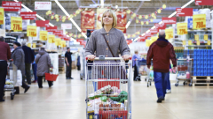 Инфлацията в еврозоната се забавя до 8-месечен минимум