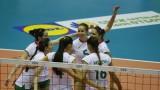 Волейболистките загряха с четиригеймова победа срещу Азербайджан