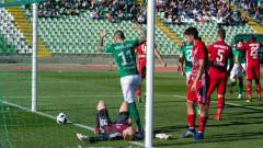 Берое - ЦСКА 0:1, гол на Тиаго