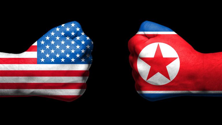 Напрежението между САЩ и Северна Корея може да се превърне
