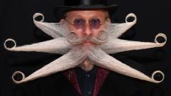 Най-красивите бради и мустаци на планетата