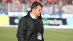 Милош Крушчич приключва авантюрата си като старши-треньор на ЦСКА, твърди вестник