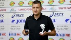 Тодор Неделев: Левски няма да падне духом, Хубчев ще ги мотивира