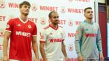 Футболистите на ЦСКА - мачове и голове за отбора