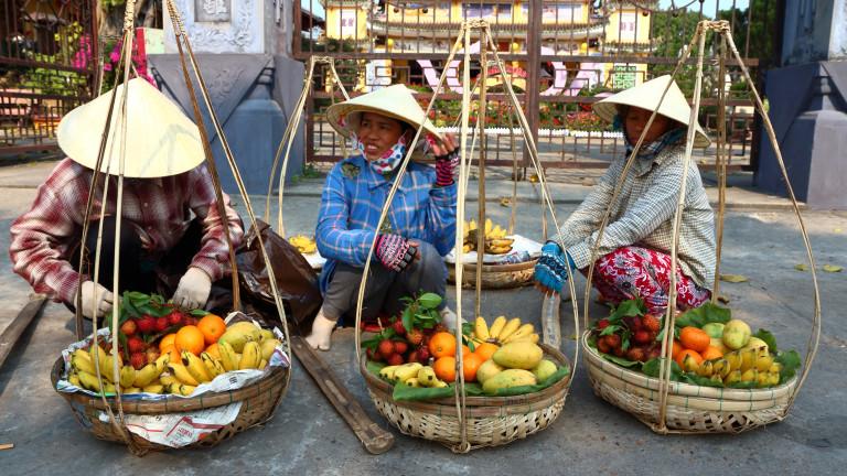 Плодовете от улицата са много по-евтини от тези в магазините