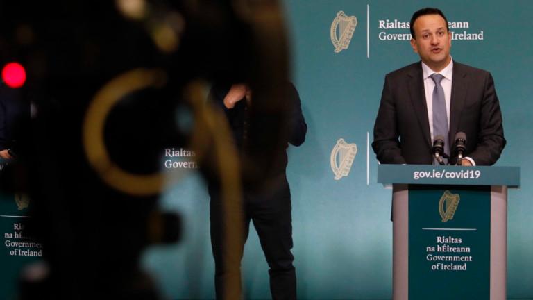 Ирландският премиер очаква облекчаването на мерките да продължи с месеци