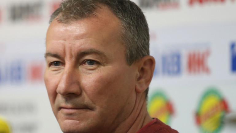 Стамен Белчев: Левски е друг при Станимир Стоилов
