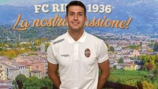 Николай Тодоров носи победа на италианския Риети