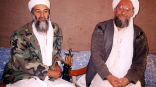 """Почина лидерът на """"Ал Кайда"""""""