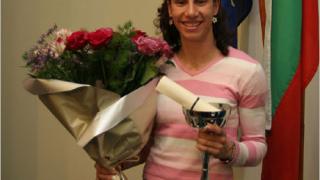 Ваня Стамболова е спортист на месеца