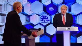 Последен телевизионен сблъсък на Джонсън и Корбин за Брекзит