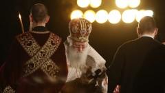 Патриарх Неофит възвести Христовото Възкресение