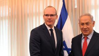Ирландия протестира пред израелския посланик в Дъблин за убитите палестинци