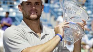 Анди Родик взе трофея в Синсинати
