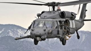 """Военен """"Блек Хоук"""" се разби в Колумбия"""