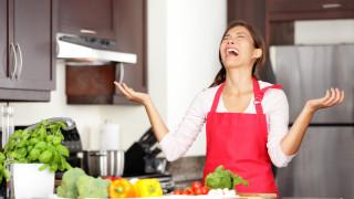 Стресираните родители не готвят