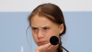 Тунберг: Засегнатите от климатичните промени деца трябва да бъдат чути