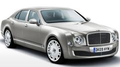 Bentley показа новата Mulsanne