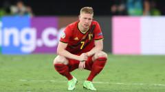 Де Бройне: Играх срещу Италия на две инжекции