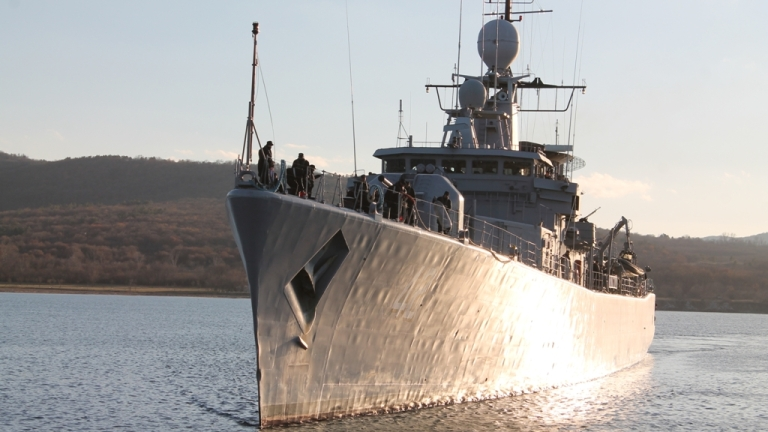 Проект на Българските военноморски сили е одобрен като приоритетен за