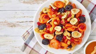 Колко са полезни сушените плодове