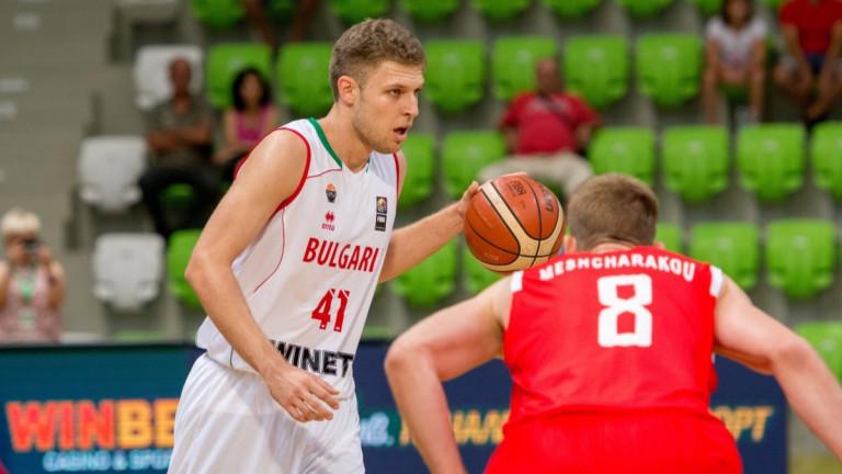 България взе своето и срещу Беларус