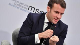 Макрон зове за по-добри отношения на ЕС с Русия в дългосрочен план