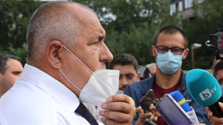 Борисов: Прокуратурата угажда на Радев