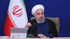 Рохани: Иран ваксинира срещу коронавирус 15% от населението до края на юли
