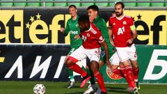 ЦСКА с 12 мача без загуба в редовното време и продълженията за Купата на България