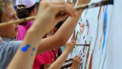 Детски салон на изкуствата в НДК