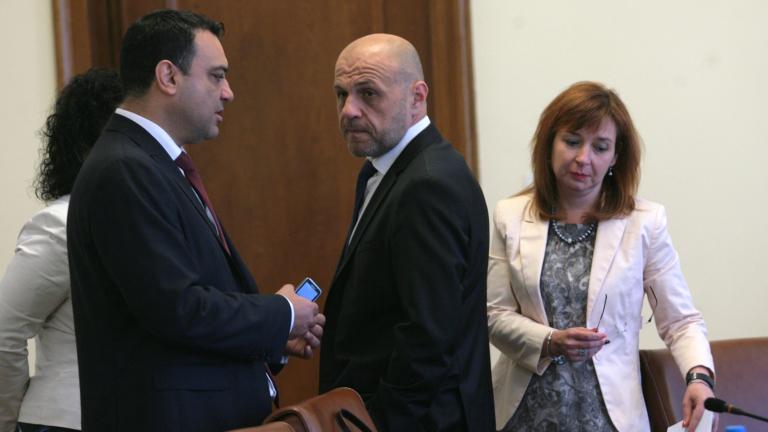 БСП отново нервират Томислав Дончев